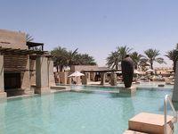 ドバイでアラビアンナイト〜砂漠ホテルに泊まる編〜