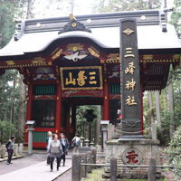 「Hotel Union Veil」三峰神社と聖神社&わらじカツ丼と豚丼