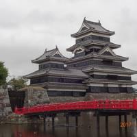 ☆2017年10月 念願の黒部ダム☆ 安曇野 松本城 浅間温泉