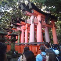 友人の結婚式にかこつけて 京都駅周辺の寺社巡り