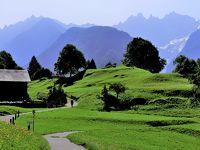 スイス(10)。ブレガリアの谷。ソリオからキアヴェンナへ