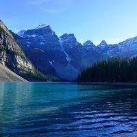 カナダ(6) モレインレイク