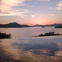 タイ・スリパンワ�〜続何もしない一日、部屋から夕陽を眺めて〜