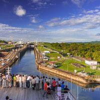 初めてのパナマ運河