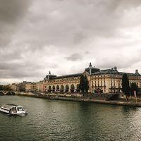 ANA直行便で行く 秋のパリ、詩的なパリ、芸術の都パリ 元駅舎の印象派の殿堂 オルセー美術館 − 10月 2017年