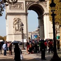 羽田発、全日空直行便!現地送迎付き、パリ6日間、<オペラ座から徒歩3分の好立地、アストラ・オペラ泊>(1)到着,My Busでモンマルトル、タルタル