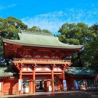 埼玉・大宮で2時間散歩&ちょこっと新宿