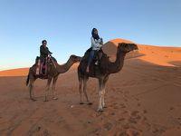 メルズーガ(Merzouga:Morocco) 「らくだのティーポットと満天の星空撮影(成功?)」