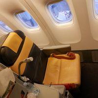 2017OCT�カイロ修行AZアリタリア航空ビジネスクラス搭乗記・新しくなったローマのCASAラウンジにもお邪魔しました。