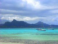 美しい島、モーリシャスの最終日.