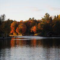カナダ紅葉ドライブとアメリカ2都市の旅 3日目 (ナイアガラ・オン・ザ・レイク、ハンツビル)