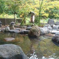 越後湯沢近郊 湯巡り