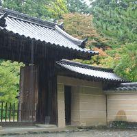 秋の奈良・・天平乾漆群像展と唐招提寺へ