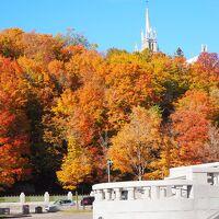 カナダ紅葉ドライブとアメリカ2都市の旅 6日目 (トロワ・リヴィエール、ケベック・シティー)