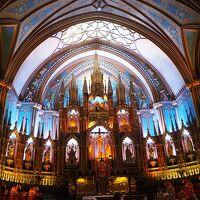 カナダ紅葉ドライブとアメリカ2都市の旅 7日目 (モントリオール)