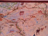 初モロッコ 一人旅 10日間 その5 マラケシュからサハラ砂漠ツアー二泊三日について