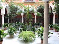 スペイン セビリア ピアトの家とその周辺