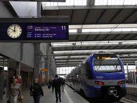 ザルツブルク �ドイツ鉄道を使って国境を超え!新市街とホテル