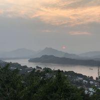 駐在のついでに 【現地速報】ラオス Luang Prabang 遠征(1) Phu Si !