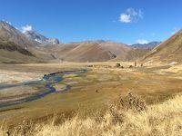 世界一周旅行者に人気のジョージアへ� トルソーバレーハイキング