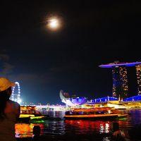 三度めのシンガポール♪『リッツ・カールトンミレニア』に泊まって念願のリバークルーズを体験しよう★ vol.2