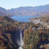 ☆紅葉の日光へ 10月☆ 台風をすり抜けて♡ No2 中禅寺湖 華厳の滝