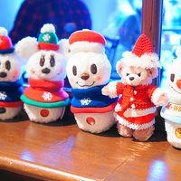 ディズニーシーのクリスマス