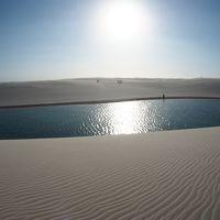 #1 Oh...Meu Deus!...ブラジル北部 水の砂漠:レンソイス・マラニャンセス国立公園(マラニャン州/ブラジル)