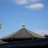 天王寺の堀越神社と四天王寺
