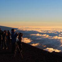 大自然を満喫!JALパックで行くハワイ島一人旅4*・゜・*マウナケア山頂 夕陽と星空観測ツアー*・゜・*