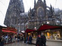 2010年12月 ドイツ・オーストリア10泊12日クリスマスマーケット巡り DAY1〜3 フランクフルト・ハイデルベルク・ケルン
