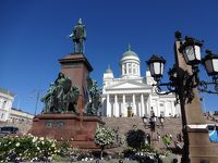 北欧4か国の旅 最後の都市 ヘルシンキ