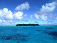 サイパン島(中部)_Saipan (Central area)  マニャガハ島!中心都市ガラパンからマリアナブルーのビーチへ