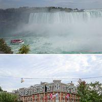 カナダ建国150周年の年に、メープル街道を満喫するはずが…その�:ナイアガラの滝の音はホテルに響き渡る〜