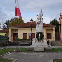 到着翌日フィレンツェ、2日目「イタリアで最も美しい村」めぐり 6,カステルフランコ・ピアンデスコ