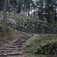 錦秋の北陸城めぐり�七尾城跡