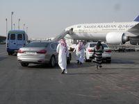 2017OCT�SVサウジアラビア航空ビジネスクラス搭乗記・新機材B787-9&A330-300・カイロ空港で一番イケてるサウジアラビア航空のラウンジにお邪魔しました。