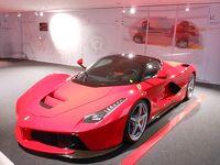 イタリアでフェラーリ・ランボルギーニミュージアムとインフェルノを体感する旅