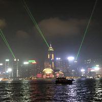 インターコンチネンタル香港に泊まる香港2泊3日� ヴィクトリア・ピークとシンフォニー・オブ・ライツ
