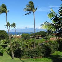 マウイ島カアナパリで初めてのコンドミニアム滞在