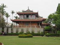 台湾 「行った所・見た所」 台南の赤嵌楼を見ました