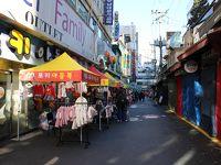 買い物目当ての韓国1泊旅行