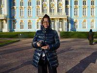 初冬のロシア旅(18) ツァールスコエ・セローのエカテリーナ宮殿で大黒屋 光太夫を偲ぶ。