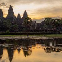 カンボジア&ミャンマー 1人旅 準備〜1日目
