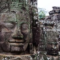 カンボジア&ミャンマー 1人旅 2日目 ツアーでアンコール遺跡観光