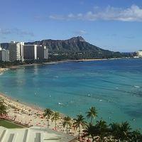 ハワイへ part1