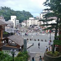 2泊3日 信州と上州、真田街道をたどる名湯の旅 (4-2) 草津温泉で湯畑を満喫、宿泊