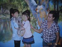 6才と4才の娘がケアンズの私立小学校と幼稚園に留学�。ナイトズーでコアラ抱っことダンスパーティ♪。