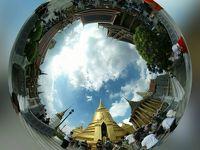 ホテルすごっ!と、見応えあり!バンコク三大寺院