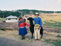 人生の旅(海外編)「ペルー旅行」1995年6月12日